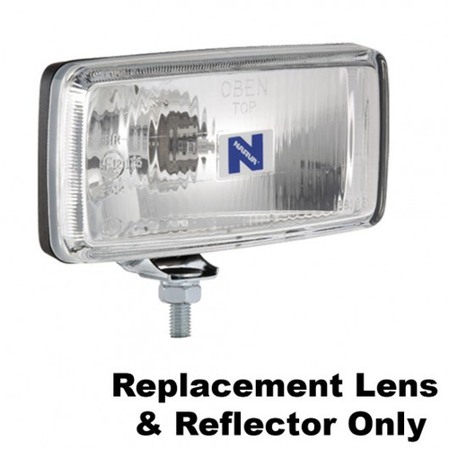 Narva Maxim 180/85 Driving Lamp Replacement Lens and Reflector