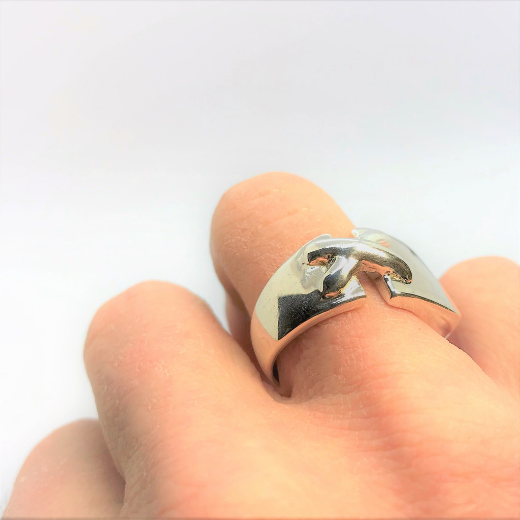 cross tie ring