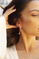 2hearts earrings