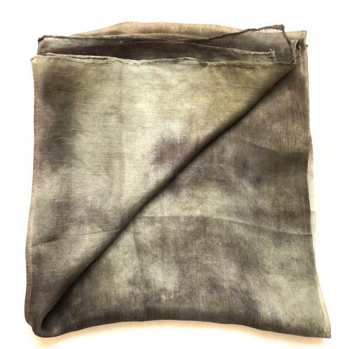 petite silk scarf