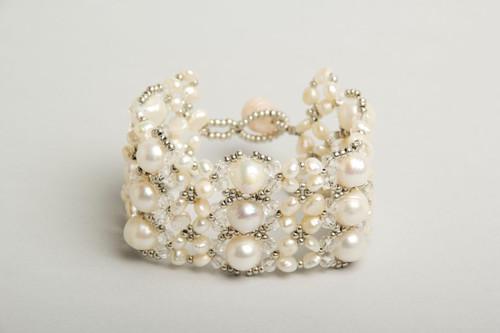 river pearl bracelet