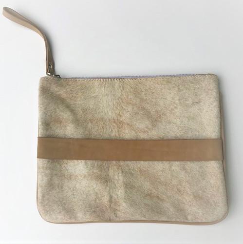 natural maxi clutch