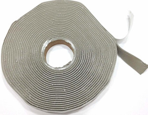 30' Putty Tape Roll - Gray