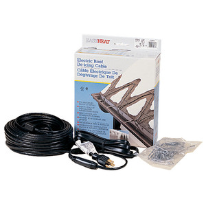EasyHeat Roof and Gutter De-Icer Kit - Main Image