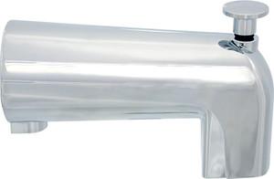 Phoenix Faucets Bathtub Diverter Spout 4 Inch Chrome-1