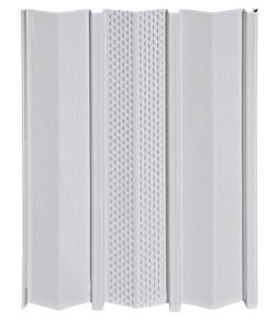 Style Crest Premium Plus Vinyl Skirting Center Vent Panel White-1