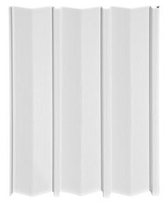 Style Crest Premium Plus Vinyl Skirting Solid Panel White-1