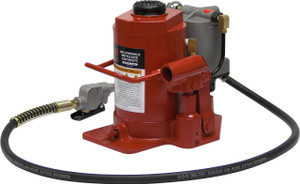 Norco 20 Ton Capacity Low Height Air Hydraulic Bottle Jack-1