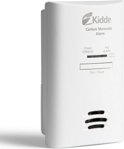 Kidde Carbon Monoxide Alarm AC Plug-in Operated with Battery Backup-1
