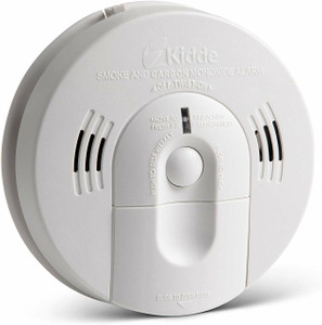 Kidde Battery Operated Combination Smoke & Carbon Monoxide Alarm with Voice Warning-1