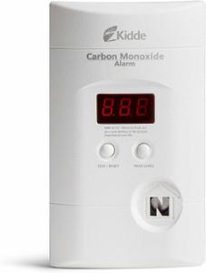 Kidde Nighthawk AC Plug-in Operated Carbon Monoxide Alarm with Digital Display-1