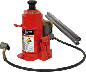 Norco 12 Ton Capacity Standard Height Air Operated Hydraulic Bottle Jack-1