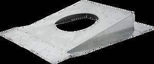 Revolv Roof Jack Wedge Slant Deck Flashing 3 Inch x 12 Inch Slant-1