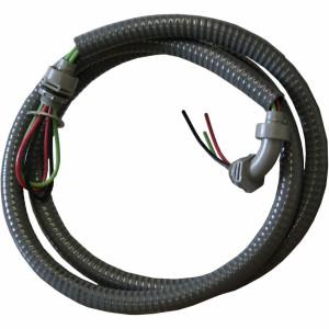 Diversitech 12 Inch x 6 Foot #10 Non Metallic AC Conduit Whip-1