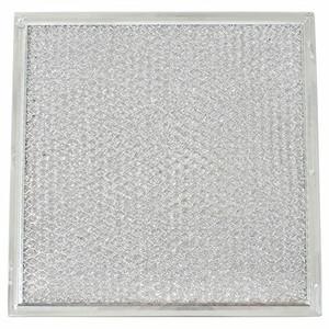 Ventline 8 Inch x 8 Inch Aluminum Range Hood Grease Filter-1