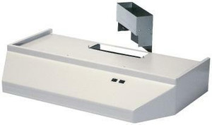 Ventline 30 Inch Range Hood with Horizontal or Vertical Exhaust White-1