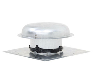 Ventline Roof Vent Cap for Flat Roof with 5 Inch Exhaust Pipe Diameter-1
