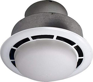 Ventline Bathroom Ceiling Vent Fan with Light-1