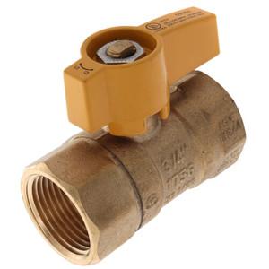 Brass AGA Gas Ball Valve-1