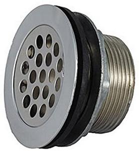 2 Inch Diameter Shower Strainer Drain-1