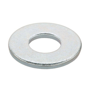 American Bolt & Screw 38 in. Zinc-Plated Flat Lag Bolt Washer 1 Pound-1