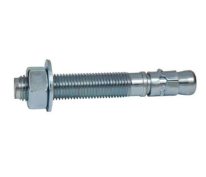 American Bolt & Screw 14 in. x 1-34 in. Zinc Plated Wedge Anchor Each-1