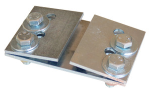 Tie Down Engineering 4 Bolt Gator Beam Clamps (Zone I & II)-1