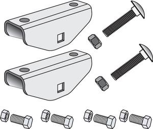 Tie Down Engineering Perimeter C-Beam Hardware Kit-1