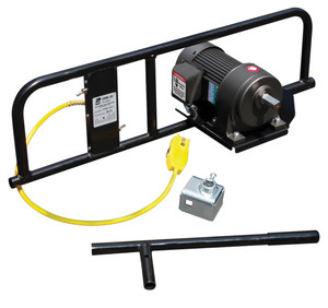 Tie Down Engineering Electric Drive Machine for Earth Anchors-1