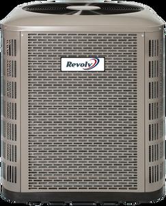 Revolv Revolv 2.0 Ton 13 SEER Mobile Home Air Conditioner Condenser AccuCharge Quick Connect-1