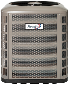 Revolv Revolv 4.0 Ton 13 SEER Mobile Home Air Conditioner Condenser AccuCharge Quick Connect-1