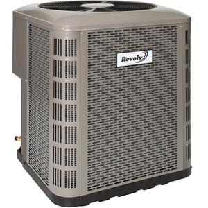 Revolv Revolv 2.0 Ton 13 SEER Mobile Home Air Conditioner Condenser Sweat Fit-1