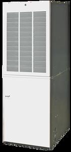 Revolv Revolv 53k BTU Mobile Home Electric Downflow Furnace with Coil Cabinet-1