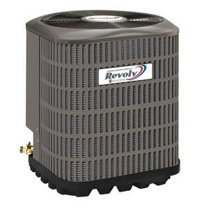 Revolv Revolv 2.5 Ton 14 SEER Mobile Home Air Conditioner Condenser Sweat Fit-1