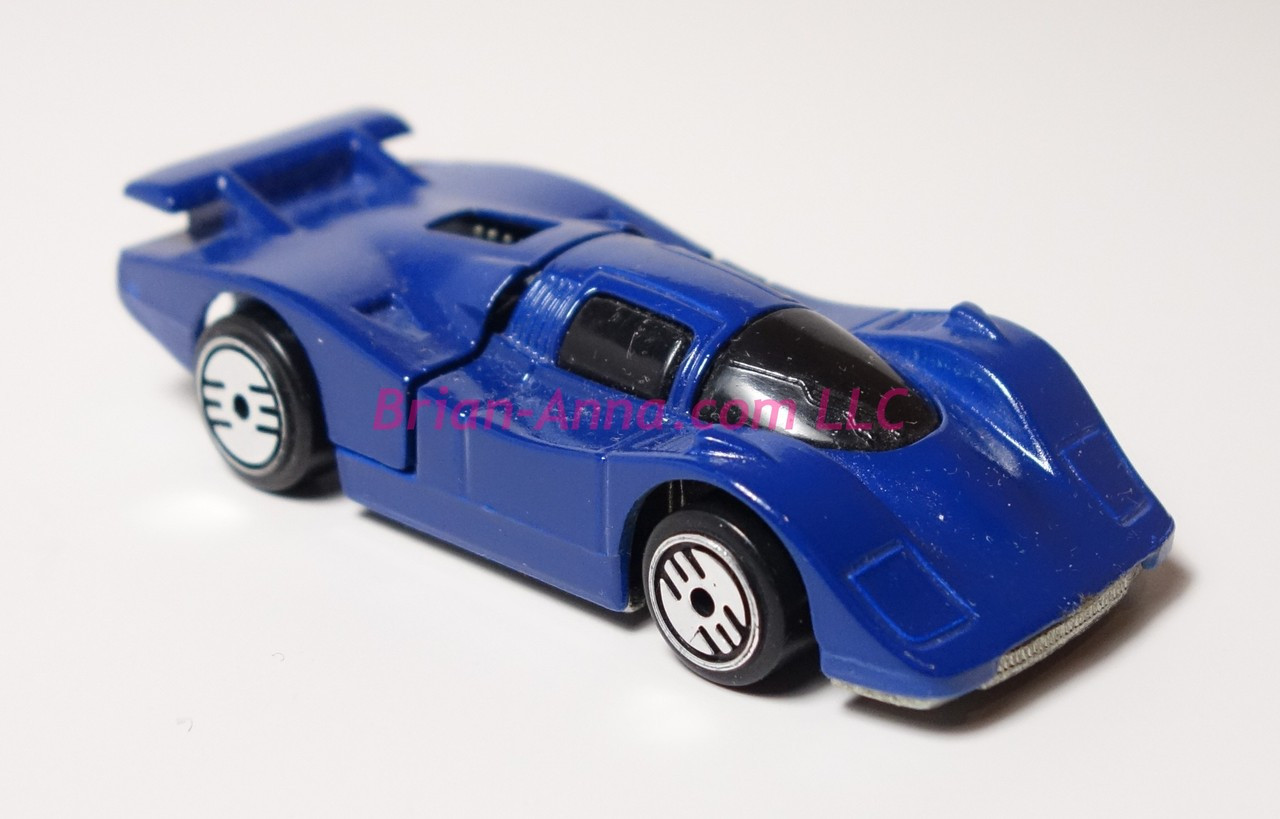 Hot Wheels Prototype Paint Sample Of Sol Aire Cx 4 In Dark Blue