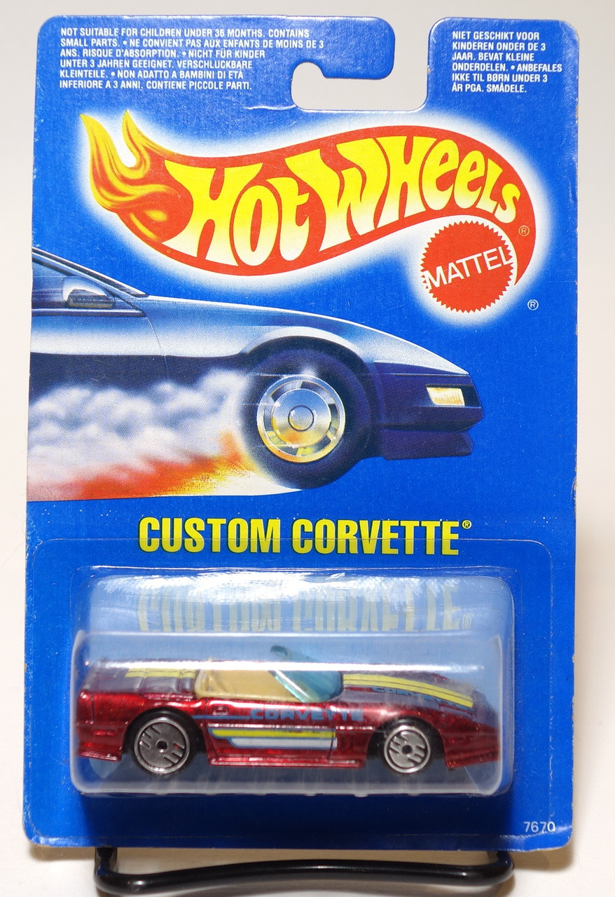 Hedendaags Hot Wheels Experimental Card SE-91