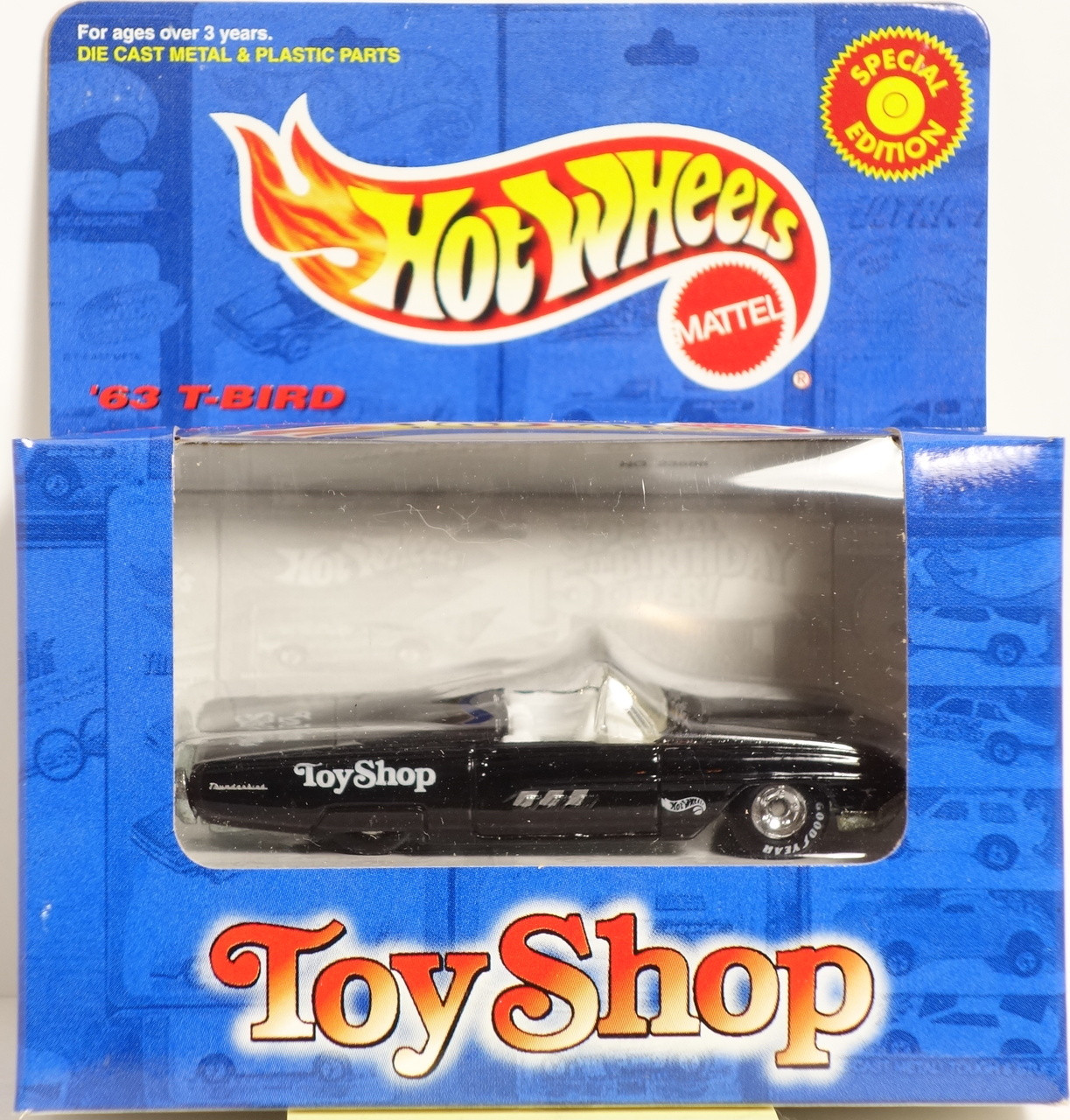 1998 Hot Wheels Toy Shop Exclusive 32 Ford Special Edition Car mattel