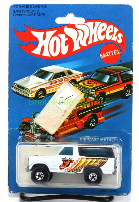 Rare Vintage Hot Wheels
