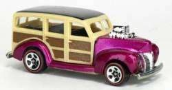 40's Ford Woodie