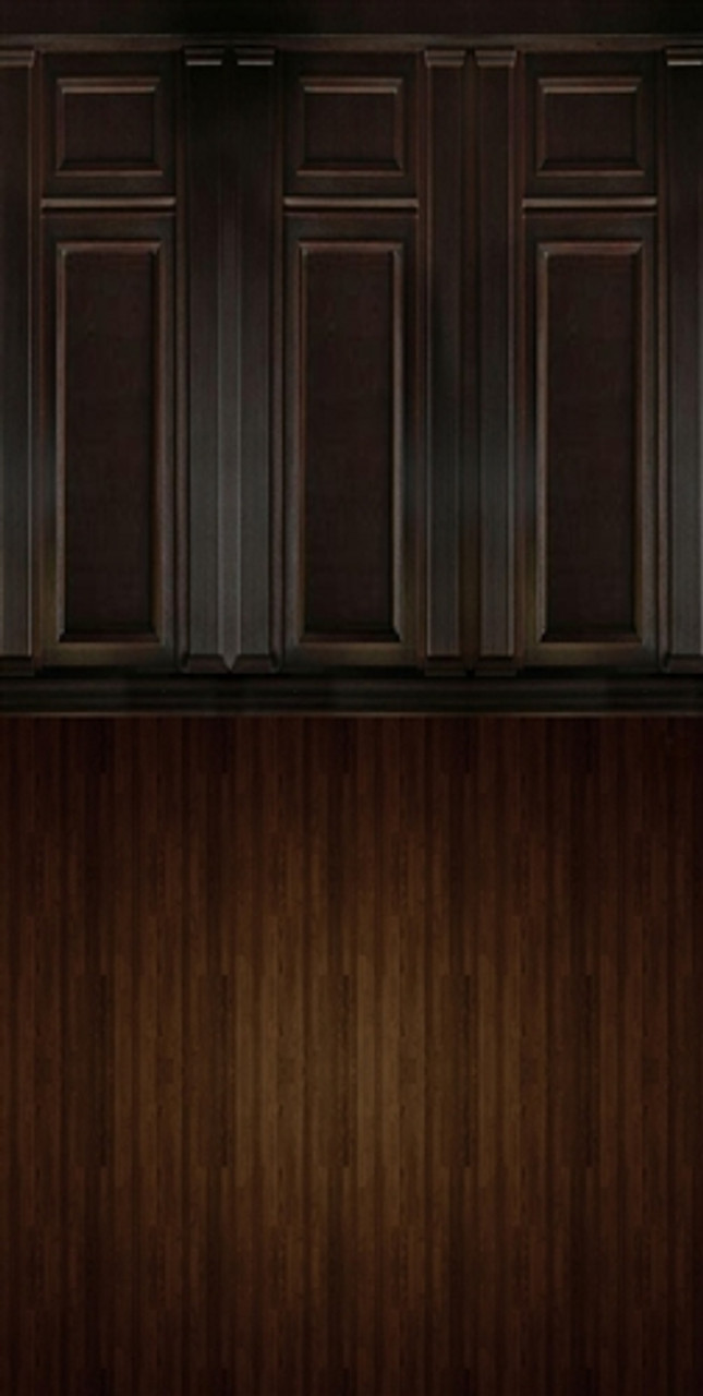 Panelled wall digital backdrop for photographers