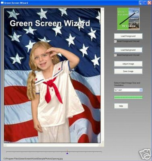 Green Screen Backdrops Chromakey Backgrounds