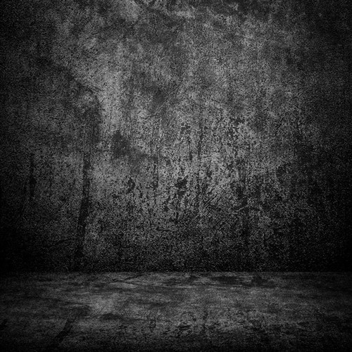 Black And White Textured Grunge Backdrop