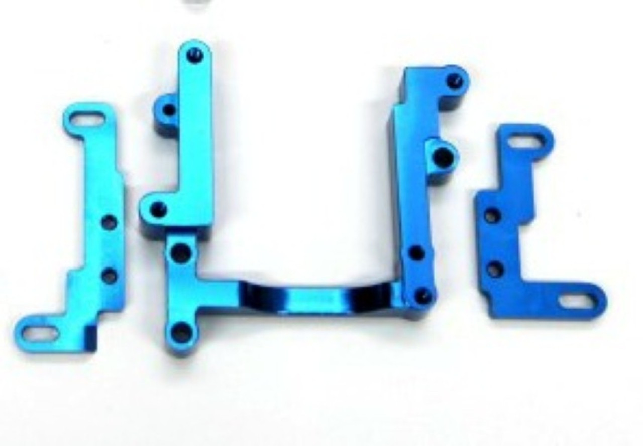 STRC ST4460B Aluminum Engine Mount Traxxas Nitro Slash