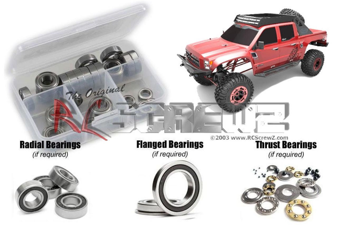 Redcat Lightning EPX Sealed Ball Bearing Kit for RC Cars