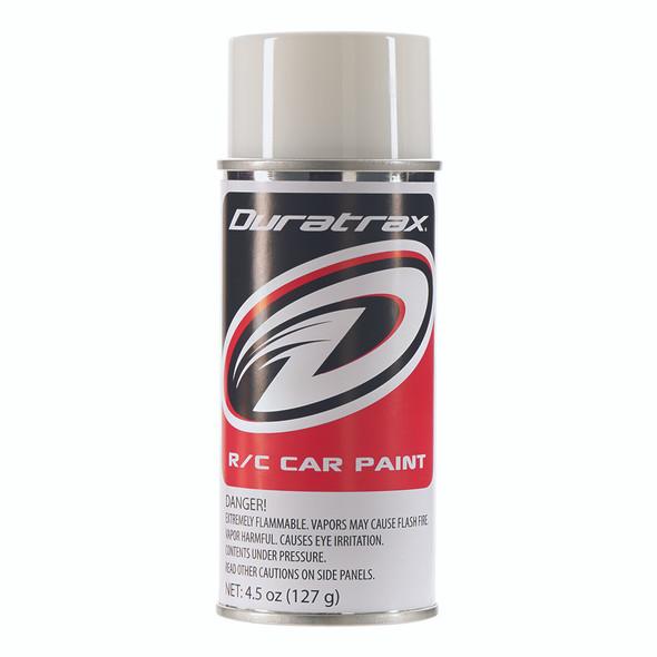 Duratrax PC251 Polycarbonate Spray Can Bright White RC Bodies 4.5 oz / 127g