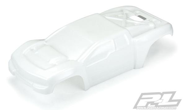 Pro-Line 3530-15 Pre-Cut Brute Bash Armor White Body : E-REVO 2.0