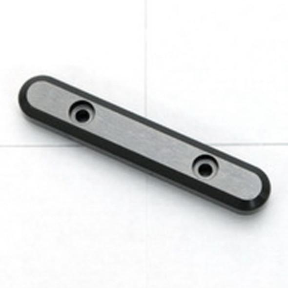 STRC STC9665GM Aluminum Front Hinge-Pin Brace Gun Metal : SC10 / B4 / T4