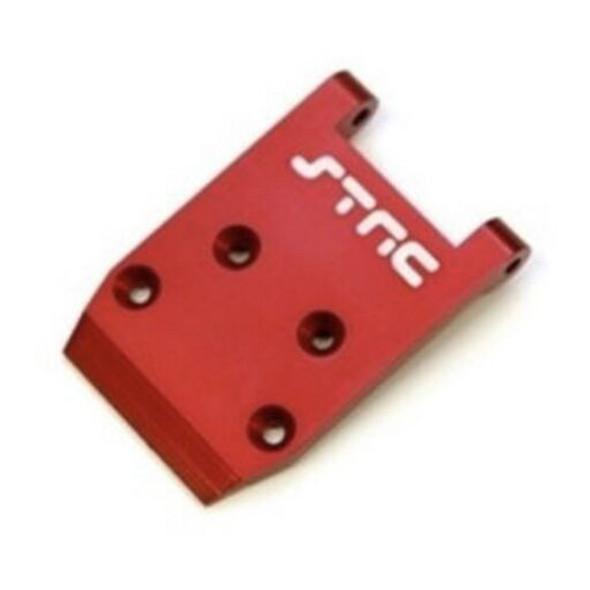 STRC STLB2406R Aluminum HD Front Skid Plate Red : XXX-SCT