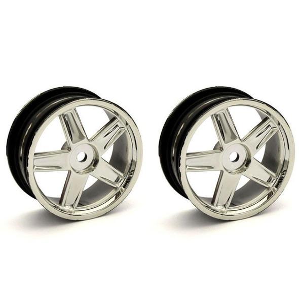 Kyosho VZH010CM 5-Spoke / Plating / 24mm Wheels (2pcs)