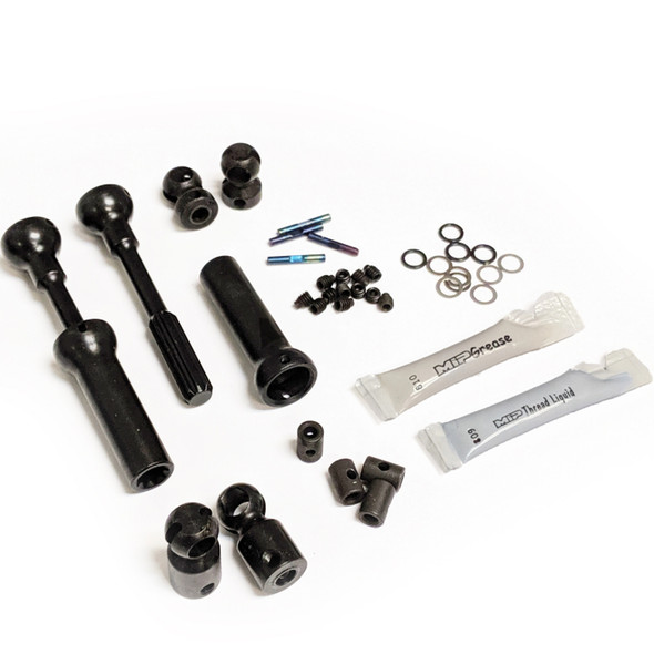 MIP 19110 X-Duty Center Drive Kit : All Element RC Enduro